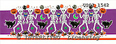 GIORDANO, CUTE ANIMALS, LUSTIGE TIERE, ANIMALITOS DIVERTIDOS, Halloween, paintings+++++,USGI1542,#AC#