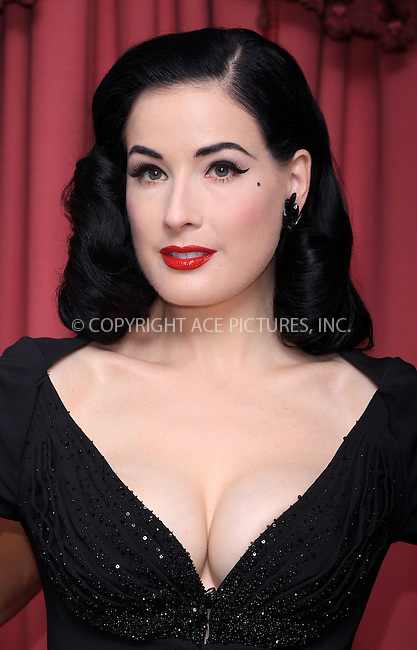 WWW.ACEPIXS.COM . . . . .  ..... . . . . US SALES ONLY . . . . .....Dita Von Teese launches her Wonderbra Party lingerie collection at The Dorchester Hotel on September 23, 2009 in London, England.....Please byline: FAMOUS-ACE PICTURES... . . . .  ....Ace Pictures, Inc:  ..tel: (212) 243 8787 or (646) 769 0430..e-mail: info@acepixs.com..web: http://www.acepixs.com
