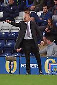 22/04/2016 Sky Bet Championship Preston North End v Burnley<br /> Burnley manager, Sean Dyche