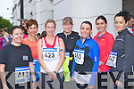Annette McNiece, Eileen Coffey, Laura O'Sullivan, Maureen O'Shea, Breda Mulryan, Caroline Roche and Etna Dillon at the Killarney Lions club mini marathon in Killarney on Sunday......