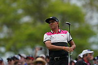 Rickie Fowler (USA) on the 6th tee during the 2nd round at the PGA Championship 2019, Beth Page Black, New York, USA. 18/05/2019.<br /> Picture Fran Caffrey / Golffile.ie<br /> <br /> All photo usage must carry mandatory copyright credit (&copy; Golffile | Fran Caffrey)