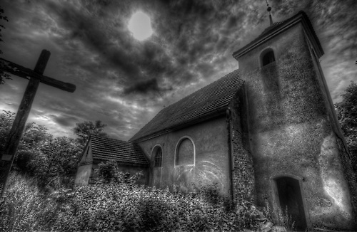 Old dissused church