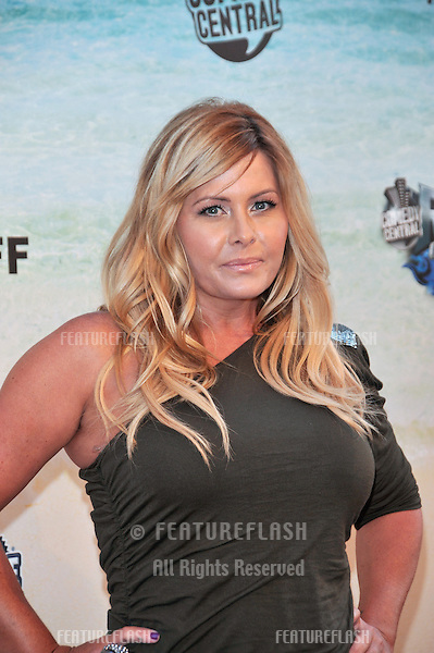 Nicole Eggert - at the Comedy Central Roast of Baywatch star David Hasselhoff at Sony Studios, Culver City, CA..August 1, 2010  Los Angeles, CA.Picture: Paul Smith / Featureflash