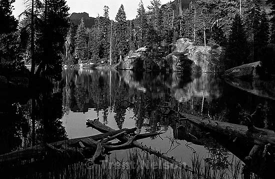 at Sword Lake<br />