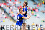 All Ireland Junior Football Final 6/8/2016<br /> Kerry's Dara Roche and David Foran celebrate at the final whistle<br /> Pic : Lorraine O'Sullivan