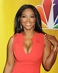 PASADENA, CA - JANUARY 16: Actress/model Kenya Moore attends the NBCUniversal 2015 Press Tour at the Langham Huntington Hotel on January 16, 2015 in Pasadena, California.