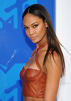 NEW YORK, NY - AUGUST 28:Joan Smalls attend the 2016 MTV Video Music Awards at Madison Square Garden on August 28, 2016 in New York City Credit John Palmer / MediaPunch