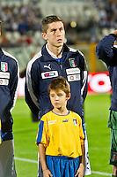 PESCARA (PE) 12/10/2012: QUALIFICAZIONE EUROPEI UNDER 21 ITALIA - SVEZIA. PARTITA VINTA DALL'ITALIA CON UN GOAL DI IMMOBILE. NELLA FOTO MARRONE ITALIA  FOTO ADAMO DI LORETO