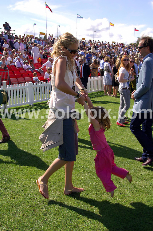 "**ALL ROUND PICTURES FROM SOLARPIX.COM**.**SYNDICATION RIGHTS FOR SPAIN, PORTUGAL & DUBAI (U.A.E) ONLY**.Celebrities at The ""Veuve Clicquot Gold Cup"" polo championships at Cowdray Park home of  Lord Cowdray Estate  Eastbourne West Sussex in the UK..This Pic: Jodie Kidd..JOB REF:4359   NLA    DATE: 22.07.07.*UNDER NO CIRCUMSTANCES IS THIS IMAGE TO BE REPRODUCED FOR ANY ONLINE EDITION WITHOUT PRIOR PERMISSION*"