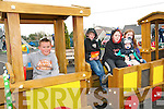 Lixnaw Playground Opening: Enjoying the facilities at Lixnaw Playground on Sunday last at the official opening of the palyground were Sean Shanahan, Cian, Colin & Oisin McMahon & Rachel Conway.