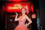 Dandy Wellington at Hotel Chantelle April 2013