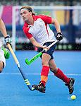 LONDON -  Unibet Eurohockey Championships 2015 in  London. Germany v France . French Tom Genestet . WSP Copyright  KOEN SUYK