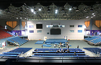 University of Aeronautics and Astronautics Gymnasium. Olympic Venues<br /> Olimpiadi Pechino 2008. Impianto Giochi Olimpici<br /> Foto Cspa/Insidefoto