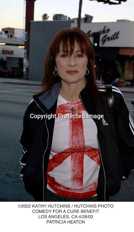 ©2002 KATHY HUTCHINS / HUTCHINS PHOTO.COMEDY FOR A CURE BENEFIT.LOS ANGELES, CA 4/28/02.PATRICIA HEATON