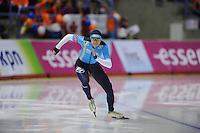 SCHAATSEN: Calgary: Essent ISU World Sprint Speedskating Championships, 28-01-2012, 500m Heren, Denis Kuzin (KAZ), ©foto Martin de Jong