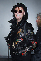 NEW YORK, NY - MARCH 12: Susan Saraandon arriving to HBO's Arthur Miller screening at MOMA in New York City on March 12, 2018. <br /> CAP/MPI/RW<br /> &copy;RW/MPI/Capital Pictures