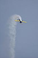Aviación acrobática. Acrobatic aviation. V FESTIVAL AEREO CIUDAD DE VALENCIA, 19/10/2008 - Playa de la Malvarrosa / Malvarrosa beach, Valencia, España / Spain