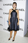Maria Menounos arrives at Chanel's Launch of Highly Anticipated New Concept Boutique on Robertson Boulevard on May 29, 2008 in Los Angeles, California.