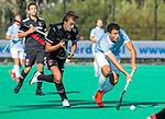 ROTTERDAM-  finale ABN AMRO CUP 2019. Bloemendaal-Amsterdam (1-3) . Glenn Schuurman (Bldaal) met Floris Middendorp (Adam)  COPYRIGHT KOEN SUYK.