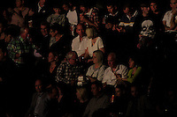 Part of the crowd during the Ryder Cup Gala Concert 2014 at SSE Hydro on Wednesday 24th September 2014.<br /> Picture:  Thos Caffrey / www.golffile.ie