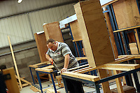 Pictured: Carpentry. Tuesday 23 September 2014<br />