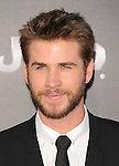 Liam Hemsworth at the Independence Day Resurgence Premiere held at the TCL Chinese Theatre, Los Angeles CA. June 20, 2016.