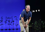Michael Park during the Broadway Opening Night Performance Curtain Call for 'Dear Evan Hansen'  at The Music Box Theatre on December 3, 2016 in New York City.
