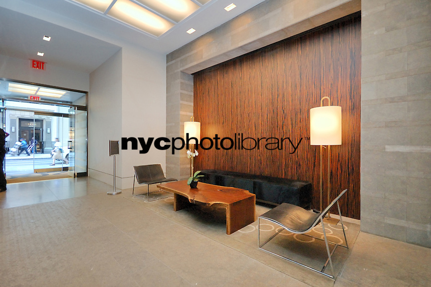 NYC Lobby at 260 Park Avenue S