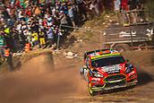 8th June 2017, Alghero, West Coast of Sardinia, Italy; WRC Rally of Sardina;  Prokop