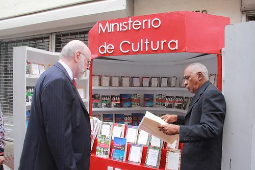 Pedro Vergés y José Enrique García