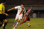 ENVIGADO – COLOMBIA _ 02-11-2013 / En compromiso correspondiente a la fecha 17 del Torneo Clausura Colombiano 2013, Envigado y Patriotas se repartieron los puntos tras el empate 1 – 1 en el Parque Estadio Sur.