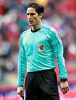 Spanish referee Jose Luis Munuera Montero during La Liga match. January 6,2018. (ALTERPHOTOS/Acero) /NortePhoto.com NORTEPHOTOMEXICO