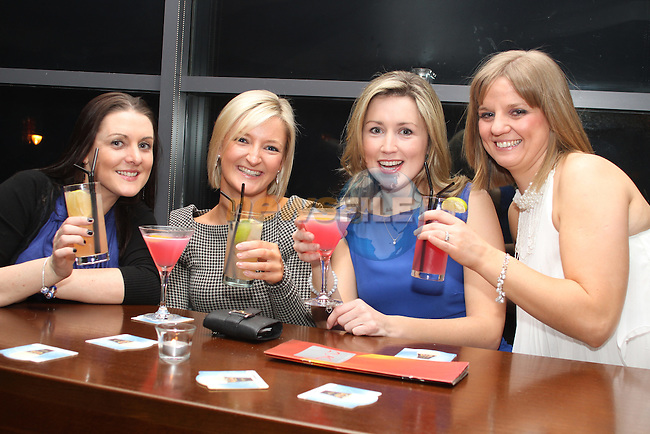 Elaine Thompson, Karen Wrafter, Shauna Fanning and Susan Fitzpatrick in Bru...(Photo credit should read Jenny Matthews www.newsfile.ie)....This Picture has been sent you under the conditions enclosed by:.Newsfile Ltd..The Studio,.Millmount Abbey,.Drogheda,.Co Meath..Ireland..Tel: +353(0)41-9871240.Fax: +353(0)41-9871260.GSM: +353(0)86-2500958.email: pictures@newsfile.ie.www.newsfile.ie.