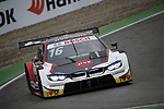 05.10.2019, Hockenheimring, Hockenheim, DTM 2019, Hockenheimring,04.10. - 06.10.2019 , im Bild<br />Timo Glock (DEU#16), BMW Team RMR<br /> <br /> Foto © nordphoto / Bratic