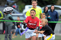 Poverty Bay v North Harbour final. Day two of the 2017 Air NZ Rippa Rugby Championship at Wakefield Park in Wellington, New Zealand on Tuesday, 19 September 2017. Photo: Dave Lintott / lintottphoto.co.nz