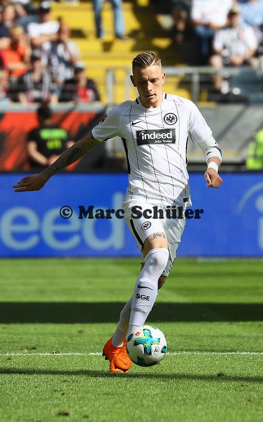 Marius Wolf (Eintracht Frankfurt) - 05.05.2018: Eintracht Frankfurt vs. Hamburger SV, Commerzbank Arena, 33. Spieltag Bundesliga