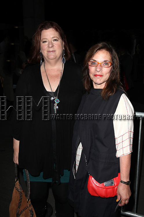 Theresa Rebeck & Marsha Norman attending the Opening Night Performance of the Roundabout Theatre Production of  'If There Is I Haven't Found It Yet' at the Laura Pels Theatre in New York City on 9/20/2012.