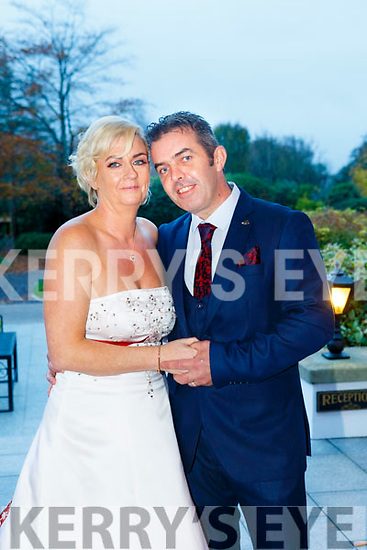 Alexandra Murphy and John Clifford were married at a Civil Ceremony in Ballygarry House Hotel on Thursday 2nd November 2017