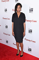 """Corinne Bailey Rae<br /> arriving for the London Film Festival 2017 screening of """"Funny Cow"""" at the Vue West End, Leicester Square, London<br /> <br /> <br /> ©Ash Knotek  D3327  09/10/2017"""