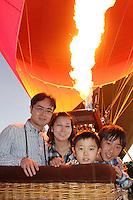 20131230 December 30 Hot Air Balloon Cairns