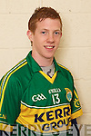 Pa Kilkenny member of the Kerry U-21 panel 2012