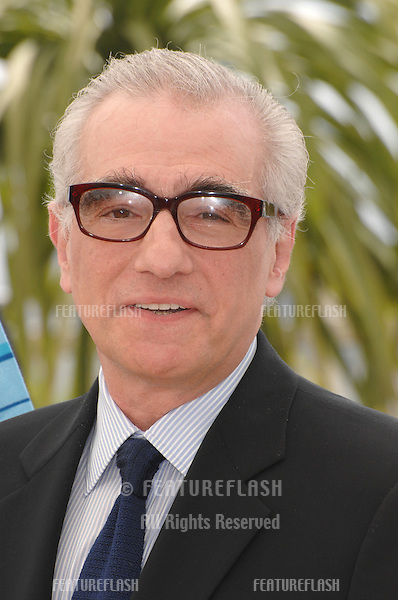 Martin Scorsese at photocall for the World Cinema Foundation at the 60th Annual International Film Festival de Cannes..May 22, 2007  Cannes, France..© 2007 Paul Smith / Featureflash