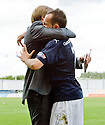 21/08/2010   Copyright  Pic : James Stewart.sct_jsp021_falkirk_v_stirling_alb  .:: MARK STEWART CELEBRATES WITH  MANAGER STEVEN PRESSLEY :: .James Stewart Photography 19 Carronlea Drive, Falkirk. FK2 8DN      Vat Reg No. 607 6932 25.Telephone      : +44 (0)1324 570291 .Mobile              : +44 (0)7721 416997.E-mail  :  jim@jspa.co.uk.If you require further information then contact Jim Stewart on any of the numbers above.........