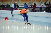 SPEEDSKATING: SOCHI: Adler Arena, 20-03-2013, Training, Mark Tuitert (NED), © Martin de Jong