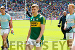 James O'Donoghue Kerry players after the All Ireland Senior Football Quarter Final with Galway at Croke Park on Sunday.