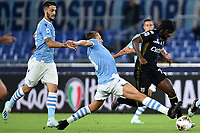 Lucas Leiva of SS Lazio , Gervinho of Parma <br /> Roma 22-9-2019 Stadio Olimpico <br /> Football Serie A 2019/2020 <br /> SS Lazio - Parma Calcio <br /> Foto Andrea Staccioli / Insidefoto