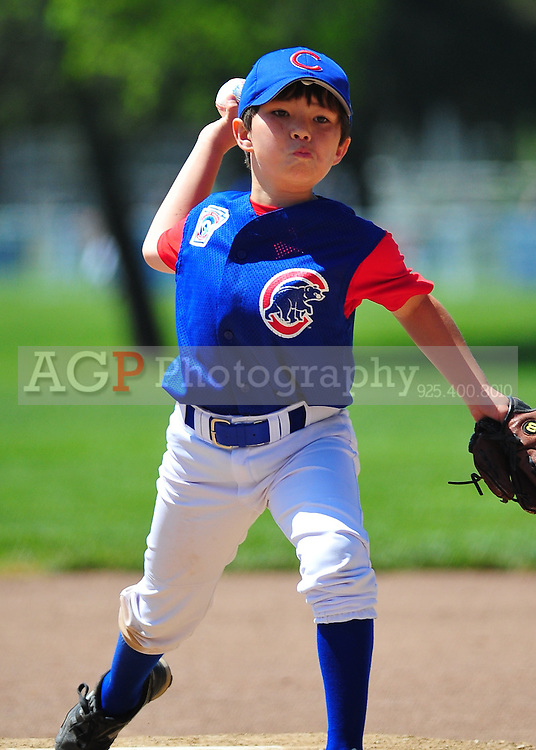 The AAA Cubs at the Pleasanton Sports Park April 24, 2010. (Photo by AGP Photography)