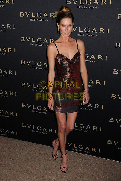 LOS ANGELES, CA - FEBRUARY 25 - Erin Wasson. BVLGARI &quot;Decades of Glamour&quot; Oscar Party held at Soho House on 25th February 2014.<br /> CAP/ADM/BP<br /> &copy;Byron Purvis/AdMedia/Capital Pictures