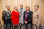 Margaret McEntire (Shop Front)  Loramar Gift Shop, Rock St,Tralee, Tess Breen, Mary Daly, Mary Fitzgerald and Ellen Leahy, representing Knockmoyle at the Tidy Tralee Together Awards night at Fels Point Hotel on Monday