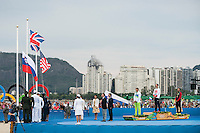 AR_08162016_RIO_PREOLYMPICS_0247.ARW  © Amory Ross / US Sailing Team.  RIO DE JENEIRO - BRAZIL. August 16, 2016. Day 9 of racing at the Olympics.